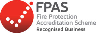 FPAS Accreditation Fire Extinguisher Testing